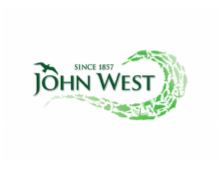 John West Brand Logo - Printed Sleeve Client