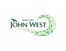 John West Brand Logo - Printed Sleeve Client