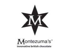 Montezuma's Chocolates Brand Logo - Printed Box and label client